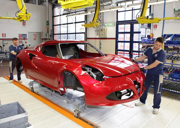 Vozy Alfa Romeo by se mohly přestat vyrábět v Evropě