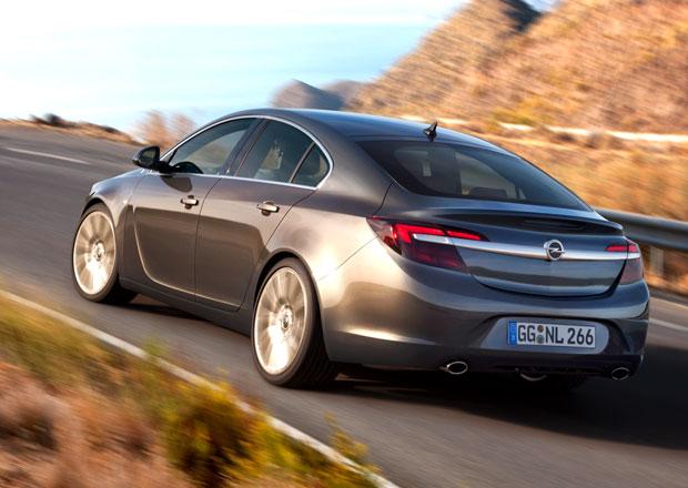 Opel Insignia: Po faceliftu stojí od 504.900 Kč