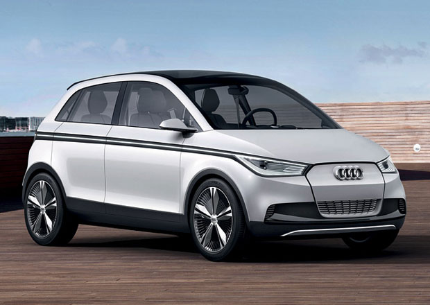 Audi připravuje kompaktní MPV Spacer na bázi modelu A3