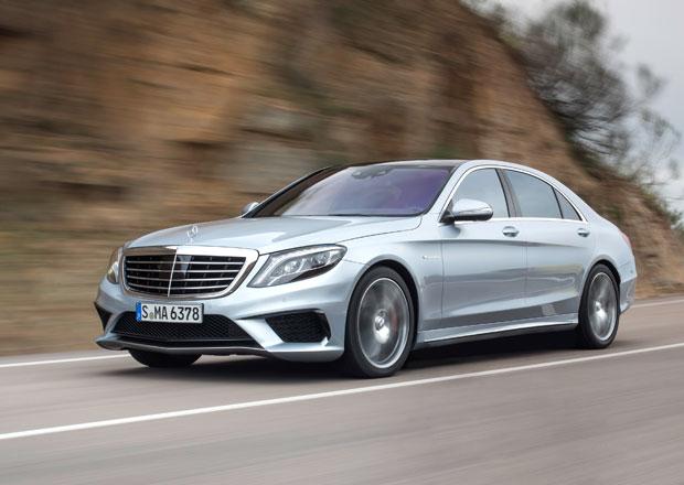 Mercedes S 63 AMG: 4x4, 900 N.m a 0-100 km/h za 4,0 s