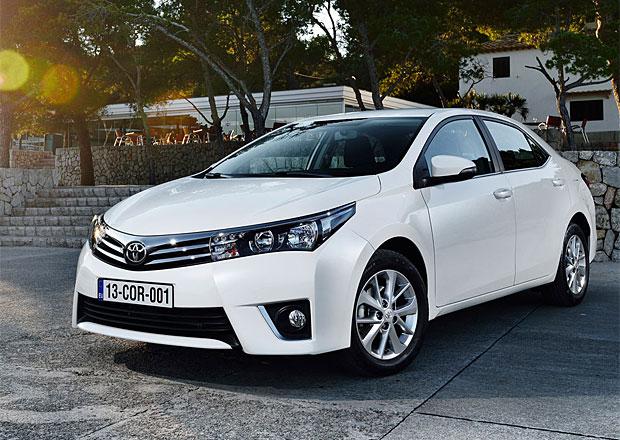 Nová Toyota Corolla zná své ceny, začínají na 365.000 Kč