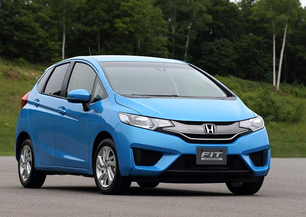 Honda Jazz Hybrid 2014: Sportovnější a s dvouspojkovou převodovkou