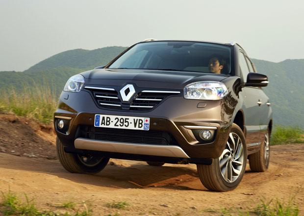 Renault Koleos: Druhý facelift v Česku od 704.900 Kč