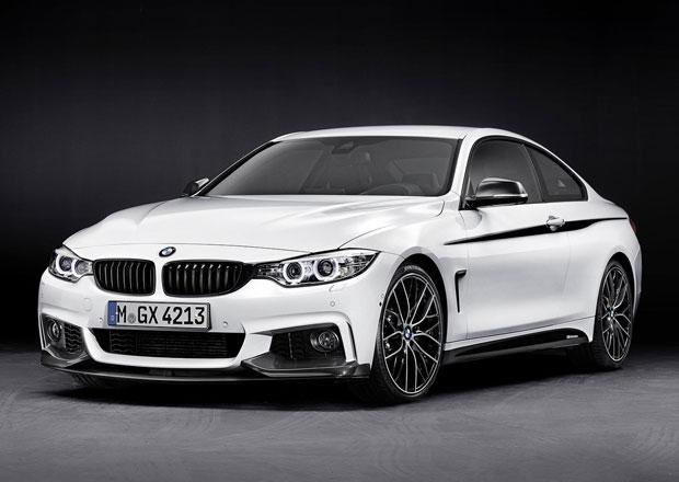BMW 4 s M Performance paketem: Čekání na M4