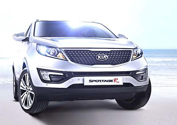 Kia Sportage 2014: Decentní facelift s novou maskou