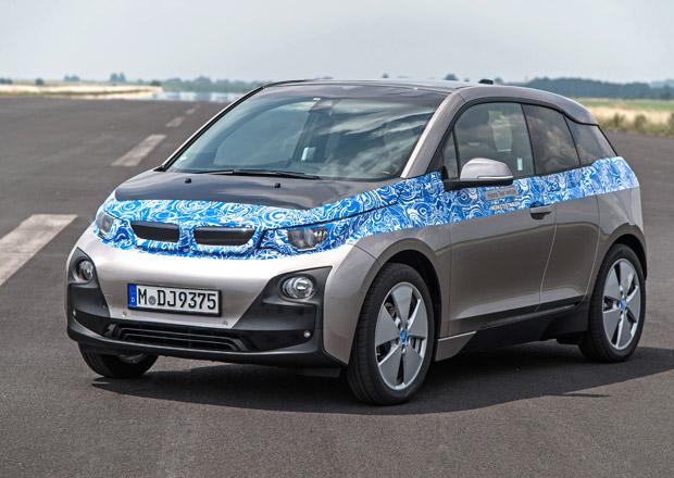 BMW i3 bude stát v Česku 900.000 Kč
