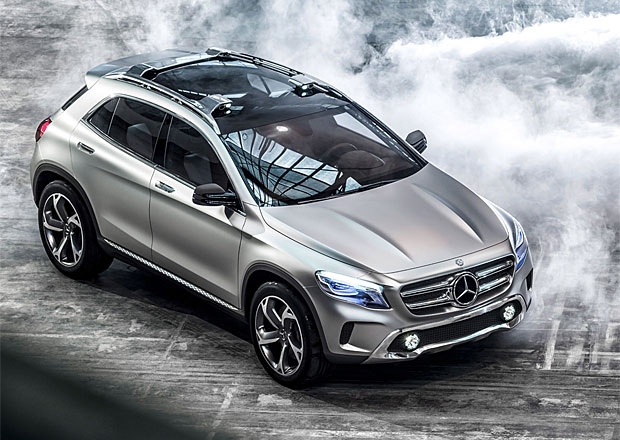 Mercedes-Benz dále rozšíří řadu kompaktních modelů