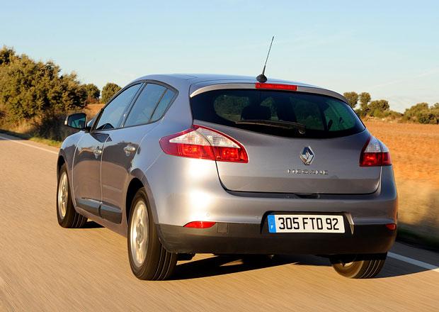 Renault ve Frankfurtu předvede nový Mégane a Dacii Duster