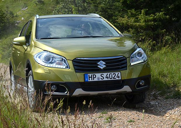 Suzuki nové SX4 věří, očekává výrazný růst prodejů