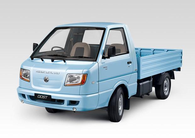 Nissan bude prodávat indický Ashok Leyland Dost