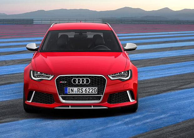 Pirelli a nové pneumatiky potlačující hluk pro ostrá Audi