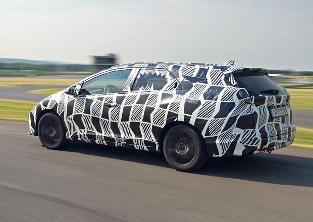 Kombi Honda Civic Tourer dostane adaptivní tlumiče