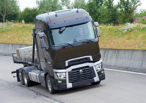 Renault Trucks odhaluje vývoj nových modelových řad