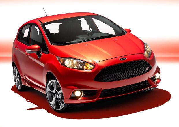 Nejlepší auto pro ženy je Ford Fiesta 1.0 EcoBoost