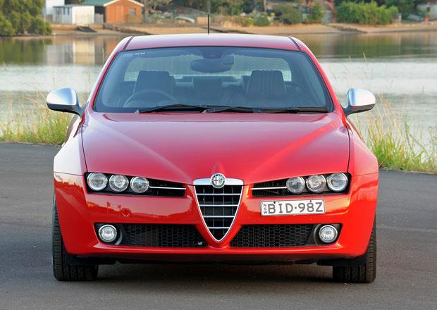Alfa, Chrysler a Dodge by měly sdílet platformu pro pohon zadních kol