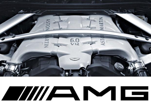 Modely Aston Martinu použijí motory AMG do čtyř let