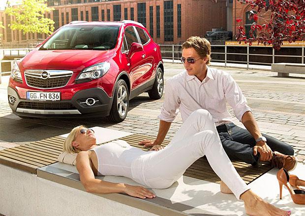 GM zmenšuje ztrátu v Evropě, pomohl Opel Mokka