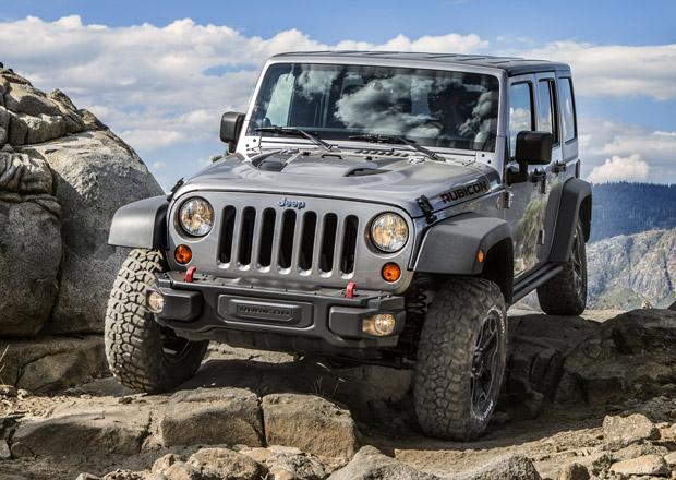 Současný Jeep Wrangler vydrží minimálně do roku 2018