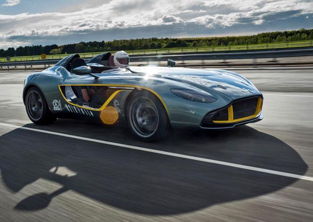 Aston Martin CC100 našel majitele za 15 milionů korun
