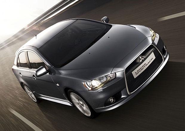 Mitsubishi Lancer reaguje na nízké prodeje, zlevnil na 299.000 Kč