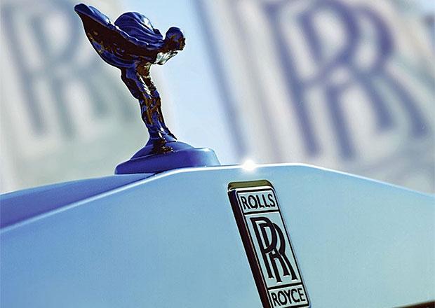 Rolls-Royce: Situace v ��n� nen� tak vesel�