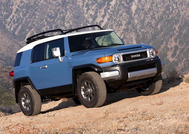 Toyota v nabídce zachová offroady s nosným rámem