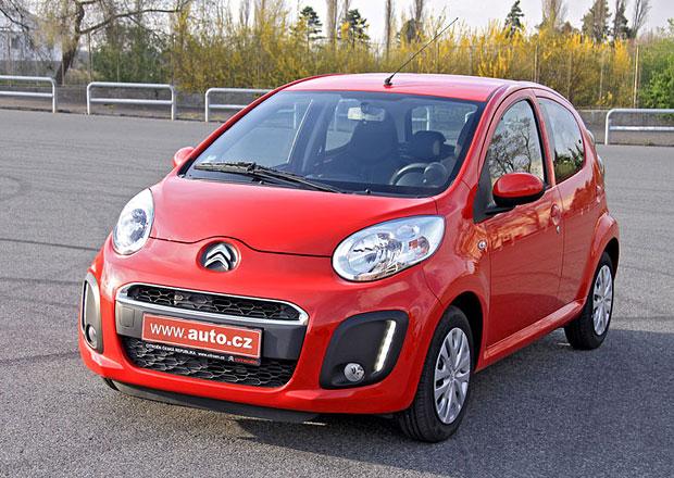 Citroën C1: Nový automat ETG5 s příplatkem 15 tisíc Kč