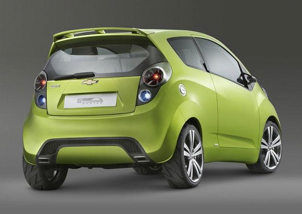 Nástupce Chevroletu Spark přijde v roce 2015, nové Aveo se zdrží