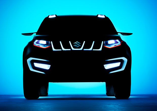 Suzuki iV4: Koncept kompaktn�ho crossoveru se objev� ve Frankfurtu