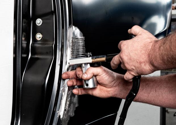 Flatliner: Povrchová úprava vozidel, technologie