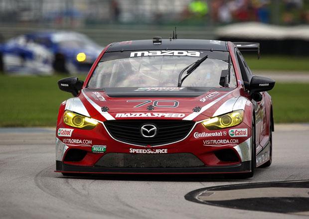 Historický úspěch dieselů: Mazda 6 Skyactiv-D vyhrála v Indianapolis