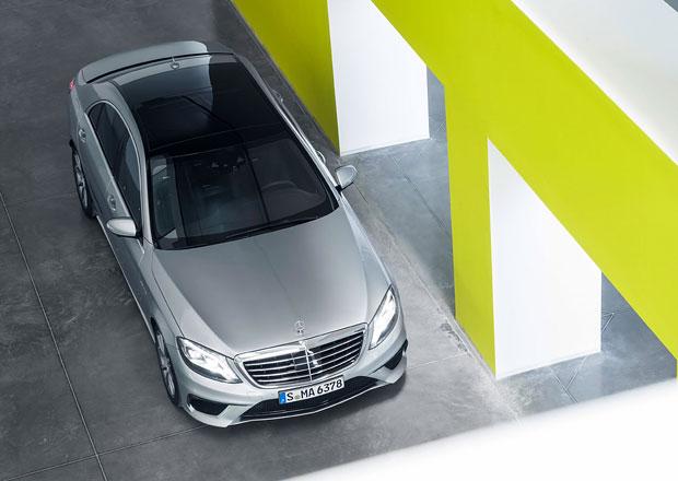Mercedes-Benz S se dvanáctiválců nevzdá, dorazí příští rok