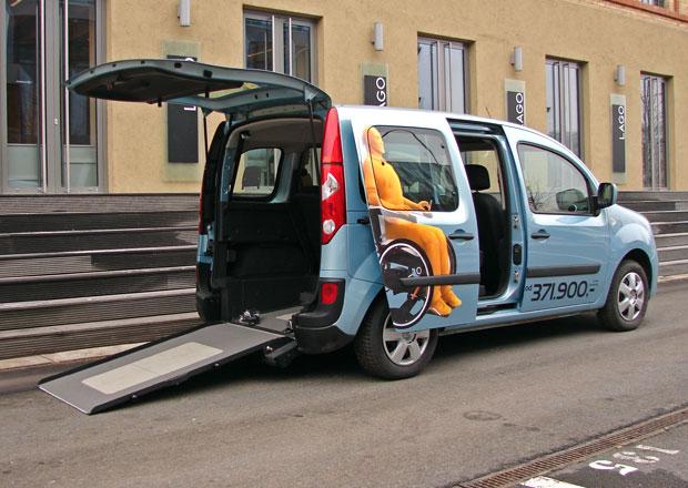 Poskytování příspěvku postiženým na koupi auta se asi zjednoduší