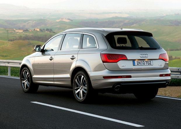 Nové Audi Q7 dostane techniku z Bentley