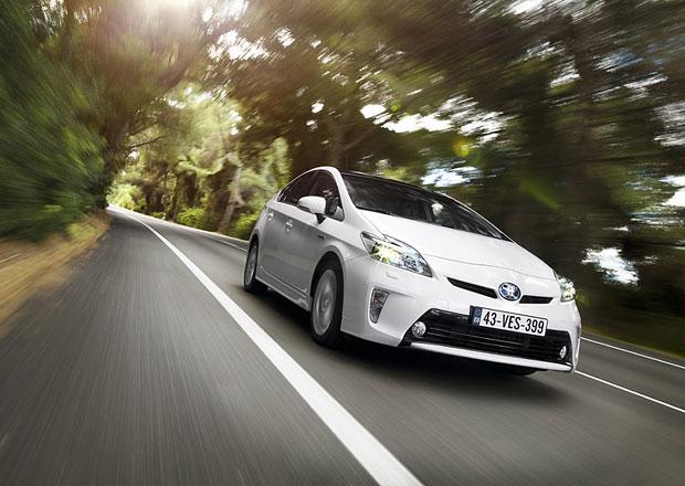 Toyota ovládá trh s hybridy v Kalifornii