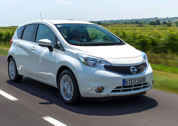 Nissan: Velká svolávací akce pro nový Note