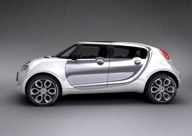 Citroën E3 Essential: Dvojitý šíp chce konkurovat Škodě