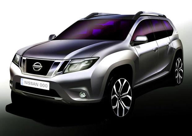 Nissan Terrano se představí ještě v srpnu