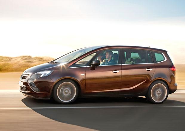 Opel zlevnil Zafiru Tourer, za��n� na 429.900 K�