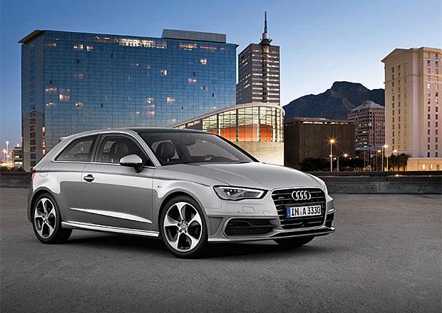 Audi A3 dostalo 2.0 TDI se 135 kW z Golfu GTD