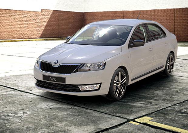 Škoda Rapid StylePlus: Xenony a 17tky za 323.900 Kč