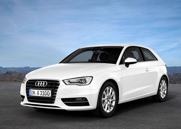 Audi A3 ultra: 3,2 l/100 km a dojezd 1500 km