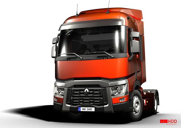 Renault Trucks: Nový design nejen pro nižší spotřebu