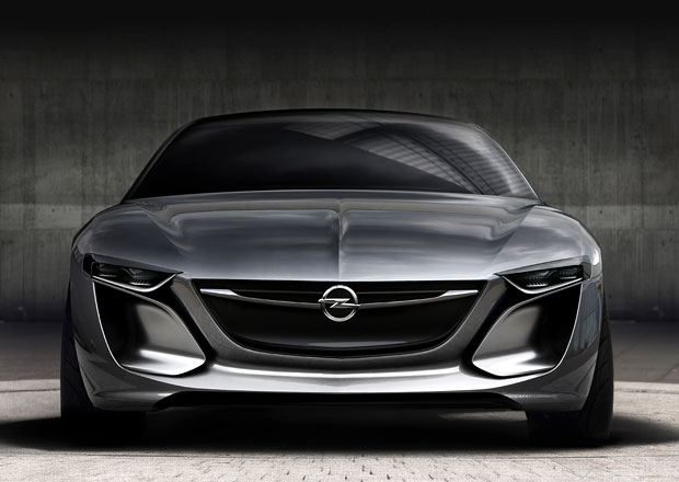 Opel znovu l�k� na koncept Monza, uk�e ho ve Frankfurtu