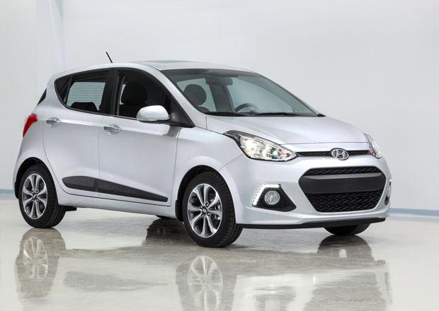 Hyundai i10: Nová generace na prvních fotkách