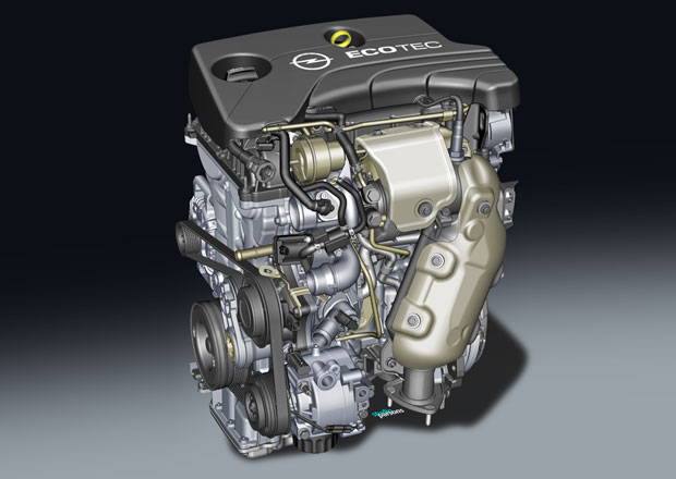 Opel Adam dostane nový litrový tříválec s turbem