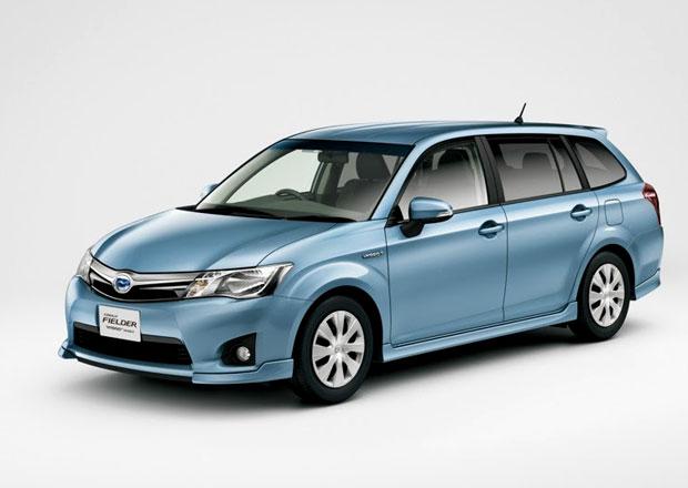Toyota Corolla Hybrid pro Japonsko je kombík i sedan
