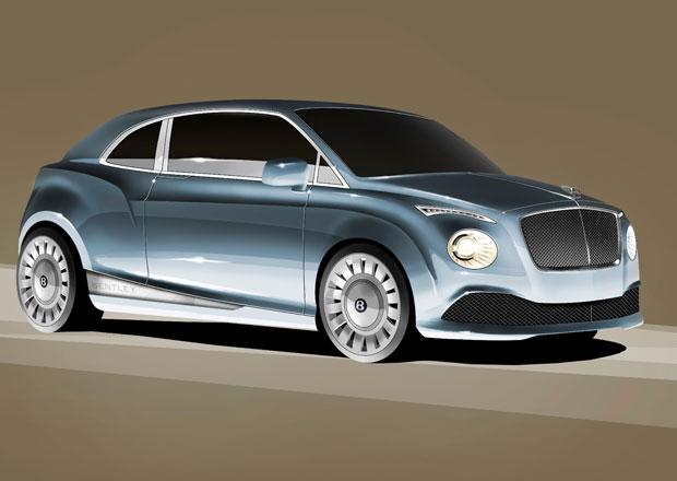 Audi A1 převlečené jako Bentley? Budoucnost ukáže