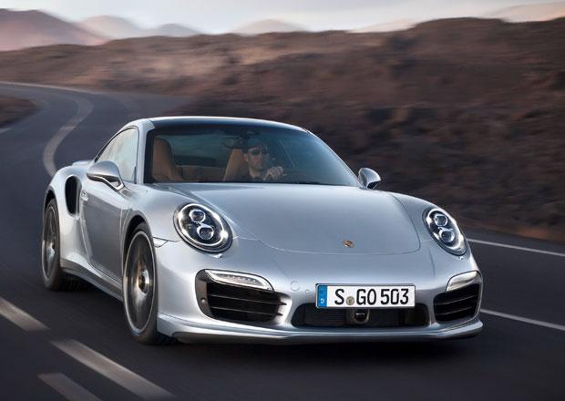 Porsche 911 Turbo S stojí 5,3 milionu a 911 GT3 3,8 milionu korun