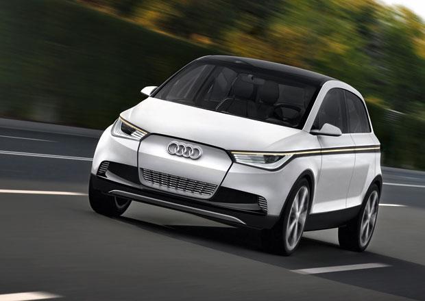 MPV od Audi přijde. Uvidíme ho už ve Frankfurtu?